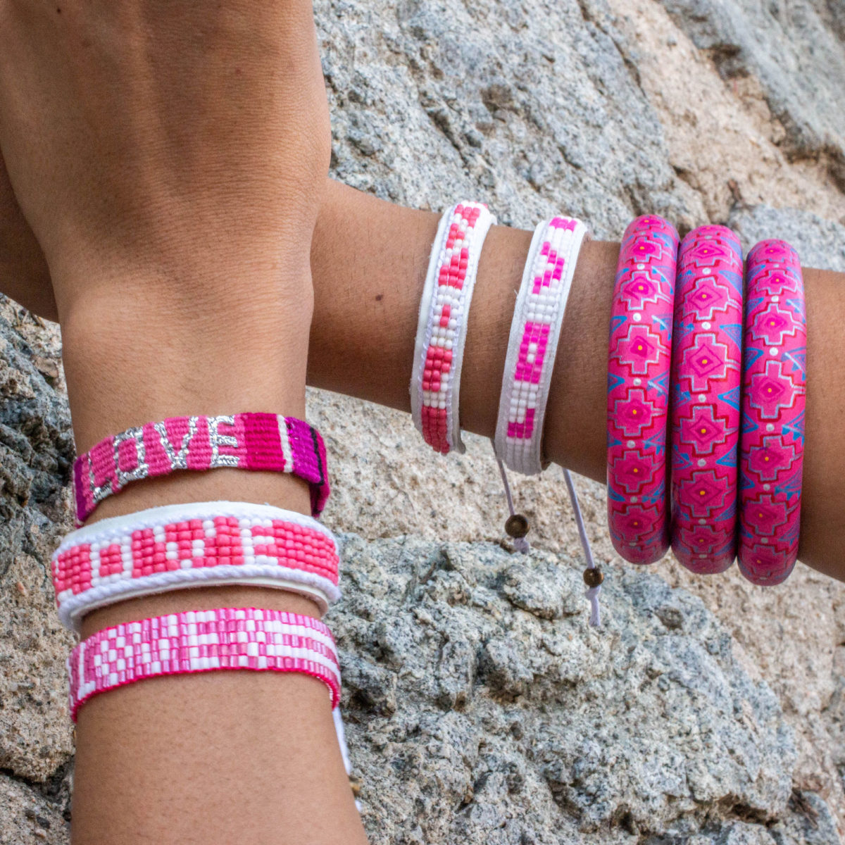 Love Is Project – Pretty in Pink Collection